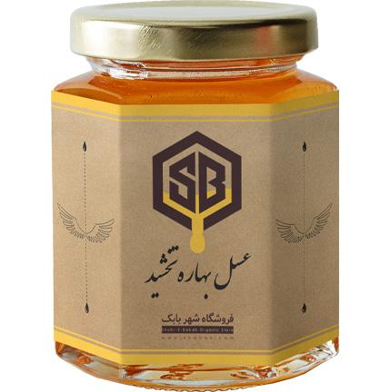 عسل بهاره تخشید
